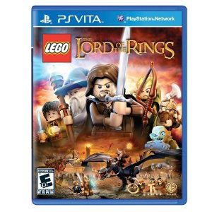 Game Lego Lord Of The Rings Psvita