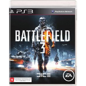 Game Battlefield 3 - PlayStation 3 Ps3