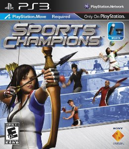 Game Sports Champions - Ps3