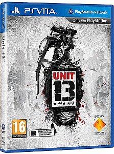 Game Unit 13 - PsVita