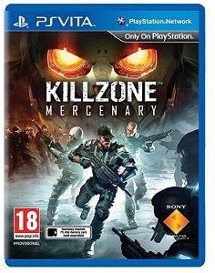 Game Killzone Mercenary - Psvita