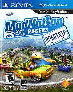 Game Modnation Racers - Road Trip - PsVita