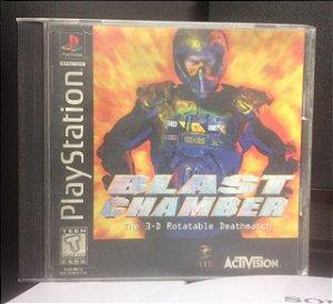 Blast Chamber  Playstation 1 Ps 1 Original