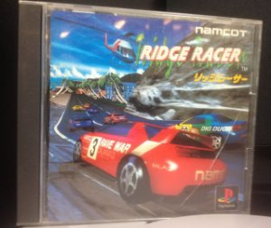 Game Ridge Racer 1 PlayStation 1 Ps 1 Original
