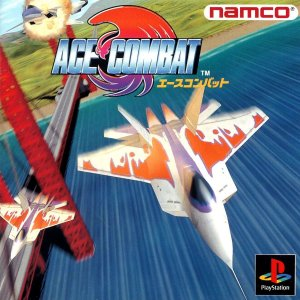 Game Ace Combat - PlasTation 1 Ps1 One -  Original