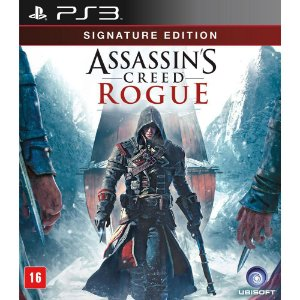 Game Assassin's Creed Rogue: Signature Edition - PlayStation 3 Ps3