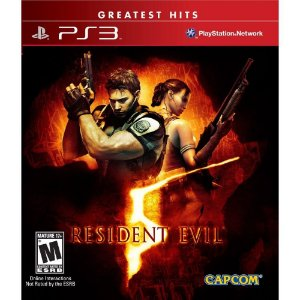 Game Resident Evil 5 - Greatest Hits - PlayStation 3 Ps3
