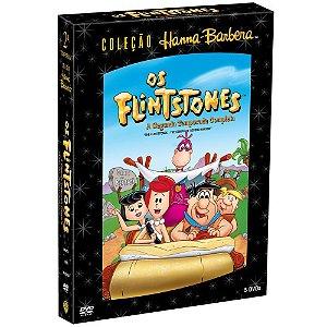Dvd Coleção Hanna Barbera Os Flintstones 2ª temporada completa 5 Dvds