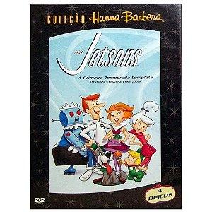 Dvd Coleção Hanna barbera Os Jetsons 1ª Temporada 4 Dvds