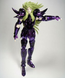 Boneco Saint Seiya Cloth Myth Shion de Áries Sapuris
