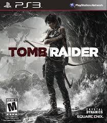 Game Tomb Raider - PlayStation 3 Ps3