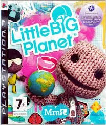 Game Little Big Planet - PlayStation 3 Ps3