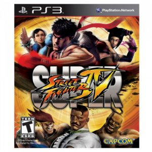 Game Super Street Fighter IV - Greatest Hits - PlayStation 3 Ps3