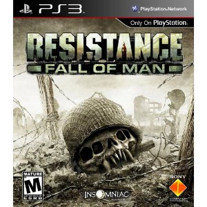 Game Resistance - Fall of Man - PlayStation 3 Ps3