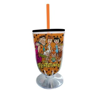 Taça Acrilica - HB Flintstones Happy Family