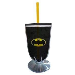 Taça Acrílica Batman DC Logo