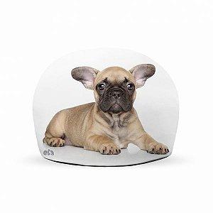 Peso de Porta Bulldog Francês Marrom