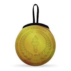 Lixeirinha Automotiva Medalha Olímpica (Meu Campeão)