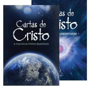 BOX 2 - Cartas de Cristo Vol 1 e Cartas de Cristo Vol 2