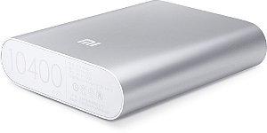 Carregador Portátil Power Bank 10400mAh Xiaomi