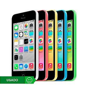 iPhone 5c - 8GB - Usado - 3 Meses de Garantia TudoiPhone