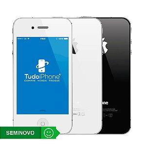 iPhone 4s - 32GB - Seminovo - 3 Meses de Garantia TudoiPhone