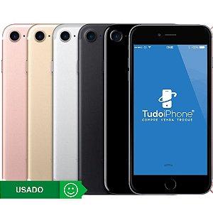 iPhone 7 - 128GB - Usado - 3 Meses de Garantia TudoiPhone
