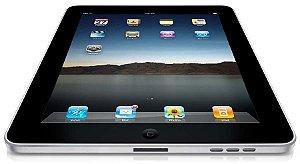 iPad 1 - 64GB - 3G - Usado (Preto)