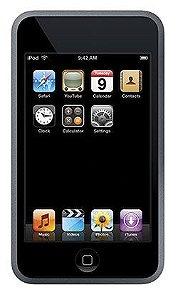 iPod Touch 1ª Geração - 16GB - Space Gray - Usado