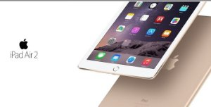iPad Air 2 - 64GB - Wi Fi - Usado (Prata)