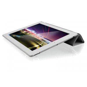 Case e Suporte Multilaser Double Smart Cover Magnetica para Ipad 2/3 - BO162