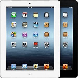 iPad 3 - 64GB - Wi Fi + 3G - Usado - 3 Meses de Garantia TudoiPhone