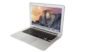 "Macbook Air 13"" 2017 - 128GB SSD 8GB Ram Core I5 Dual 1.8GHZ(Turbo Boster 3.6GHZ) - Intel HD Graphics 6000 1536MB"