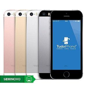 iPhone SE - 32GB - Seminovo - 3 Meses de Garantia TudoiPhone