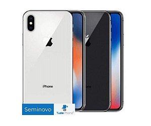 iPhone X - 256GB - Seminovo - 3 Meses de Garantia TudoiPhone
