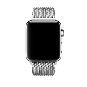 Apple watch series 1 - Tela retina de cristal safira 38mm usado 1 ano de garantia apple