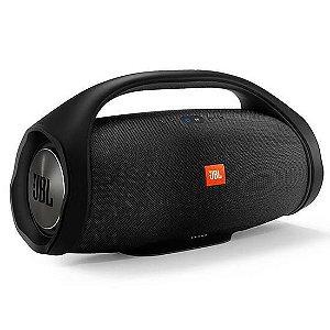 Caixa de Som Bluetooth JBL Boombox 2x30W - 1 Ano de Garantia JBL