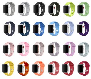 Pulseira Colorida Apple Watch 42mm