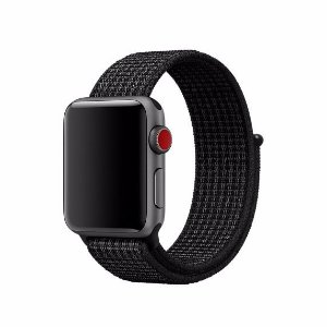 Pulseira Apple Watch Nylon Loop Esportiva com Fechamento em Velcro - 42 mm