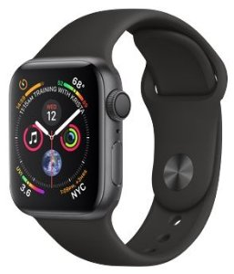 Apple Watch Series 4 Alumínio - 44mm - Novo - 1 Ano de Garantia