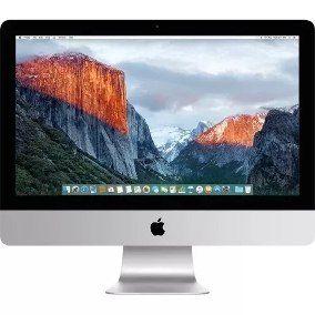iMac 2008 - 2,4 GHz Intel Core 2 Duo - 2 GB 800 MHz DDR2 SDRAM - ATI Radeon HD 2400 XT 128MB - 1TB Sata - 3 Meses de Garantia TudoiPhone