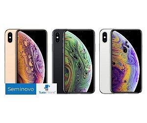 iPhone XS - 256GB - Seminovo - 3 Meses de Garantia TudoiPhone