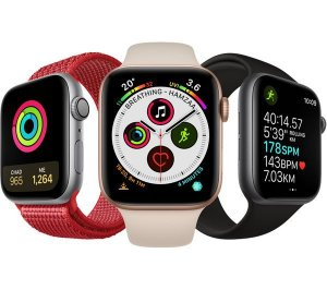 Apple Watch Series 4 Alumínio Sport Band - GPS  - 40mm - Seminovo
