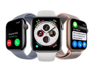 Apple Watch Series 4  - GPS + Celular - 44mm - 1 Ano de Garantia Apple