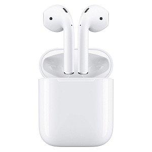 Fone de Ouvido Intra auricular Bluetooth Modelo Airpods
