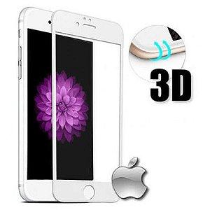 Película de Vidro Orgânico Flexível  3D com Borda Branca - FlexGlass - Guardian