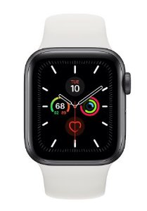 Apple Watch Series 5 - 40mm - GPS + Celular - Alumínio Sport Band - Seminovo