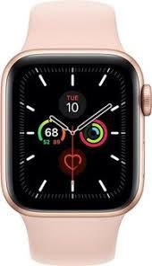Apple Watch Series 5 - 40mm - Celular - Alumínio Sport Band - Seminovo