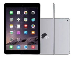 iPad Air - 64GB - Wi Fi -  Cellular - Seminovo