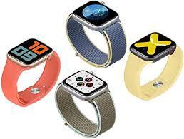 Apple Watch Series 5 - 44mm - GPS + Celular - Alumínio - Seminovo - 3 Meses de Garantia TudoiPhone